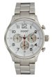 Sport Chronograph Zippo Watch - White Dial 42.5 x 49 mm