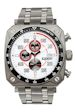 Sport Chronograph Zippo Watch - White Dial 45.5 x 55 mm